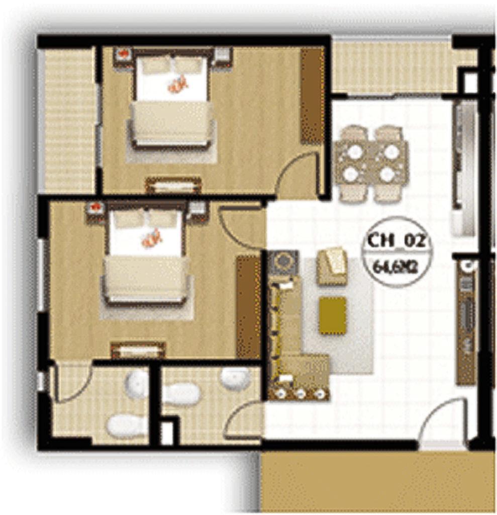 Tư vấn về tuổi, phong thủy và kiến trúc nhà có diện tích 50 m2.