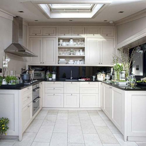 Mẫu thiết kế nhà bếp đẹp