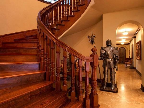 thiết kế cầu thang đẹp