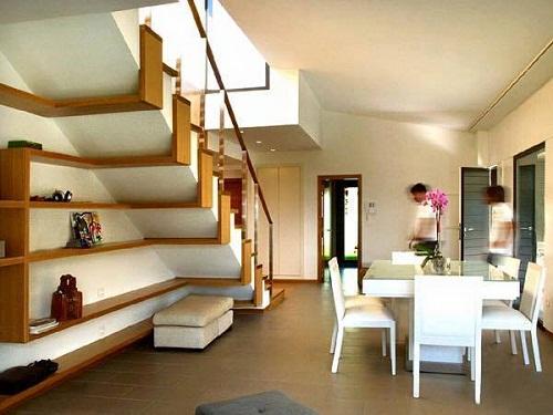 thiết kế gầm cầu thang