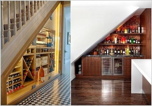 tủ hầm rượu