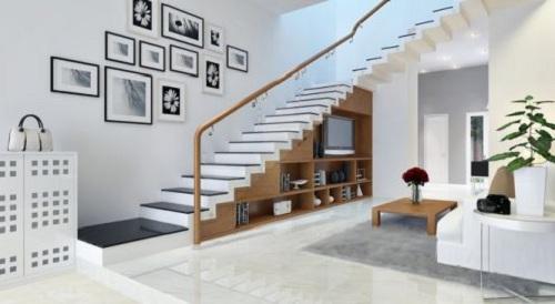 Cách xác định hướng cầu thang