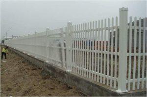 hàng rào nhà xưởng
