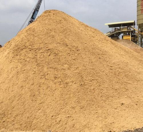 cát bê tông