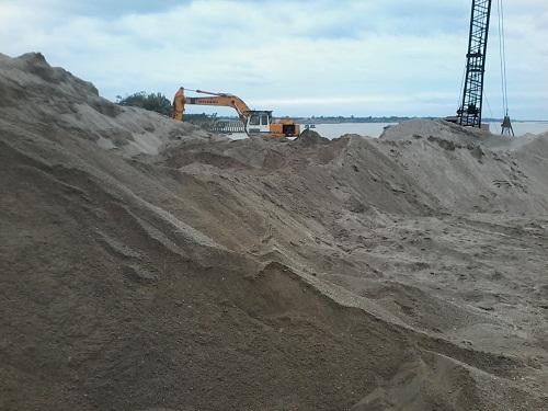 cát đen