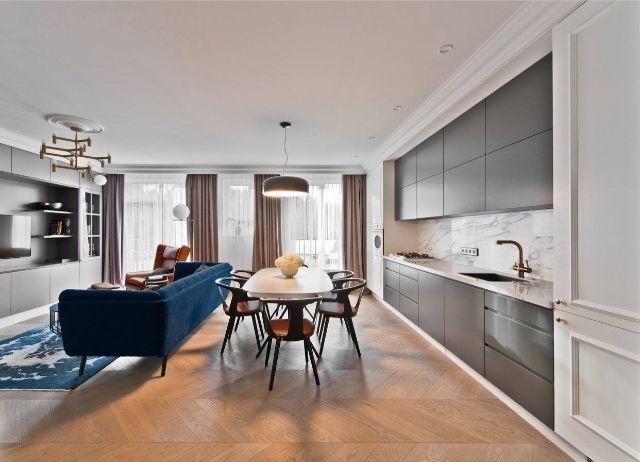 phong cách thiết kế nội thất đơn giản