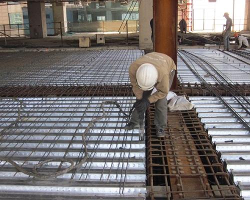 thi công khung nhà thép siêu nhẹ