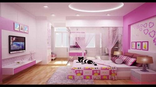 sơn tường màu gì sáng nhà