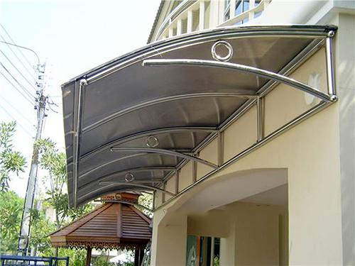 thiết kế mái che nhà