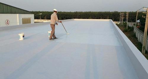 Chống thấm cho mái nhà