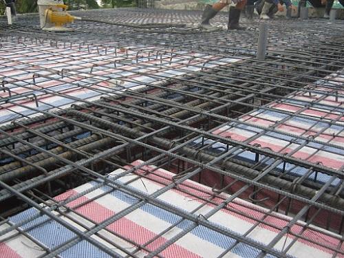 Công tác chuẩn bị trước khi đổ bê tông