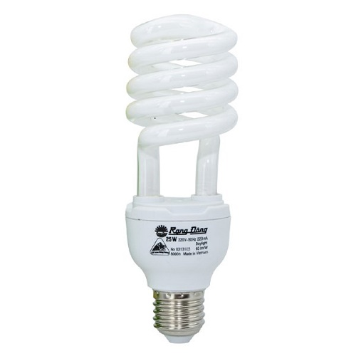 cách lắp đặt đèn compact tương tự đèn huỳnh quang