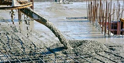 đổ bê tông nền nhà xưởng