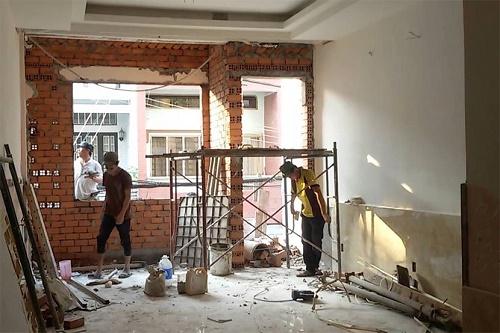 sửa nhà cấp 4 mái ngói