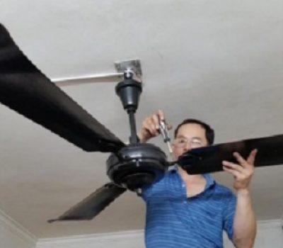 Cách đấu điện quạt trần tại nhà nhanh chóng