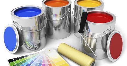 chọn sơn màu