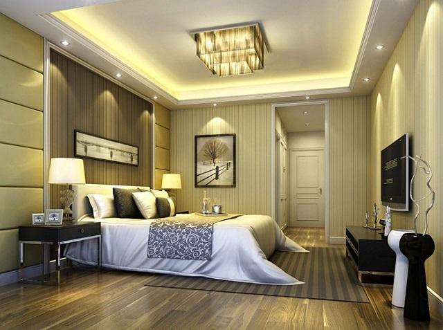 Cách bố trí nội thất khi thiết kế phòng ngủ 20m2