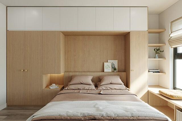 dịch vụ thiết kế phòng ngủ nhỏ