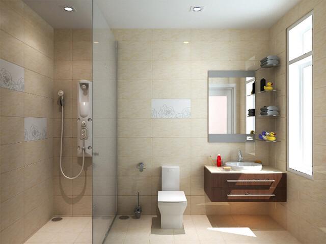 lưu ý khi bố trí nhà vệ sinh trong phòng ngủ