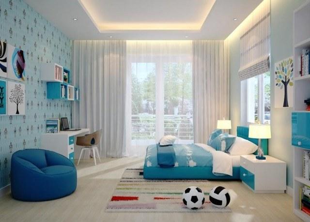 Thiết kế phòng ngủ cho bé trai 8 đến 10 tuổi 2