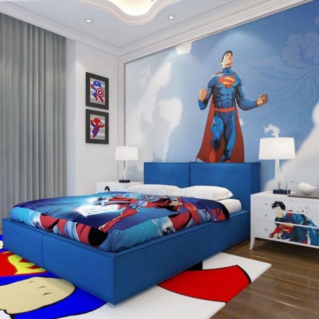 Thiết kế phòng ngủ nhỏ cho bé trai 4 đến 6 tuổi 3