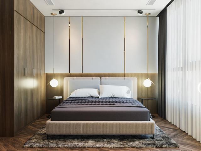 Phòng ngủ cho con trai lớn 2