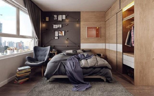Mẫu thiết kế phòng ngủ nhỏ đẹp 2