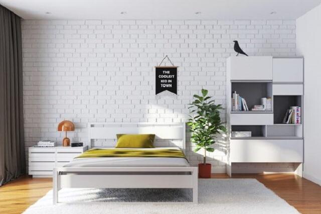 Mẫu thiết kế phòng ngủ nhỏ đẹp 6