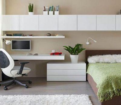 nguyên tắc cần nhớ khi thiết kế phòng ngủ nhỏ