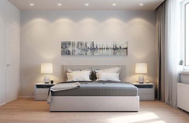 Thiết kế không gian phòng ngủ 2