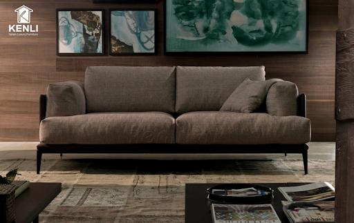 Sofa vải - nỉ đẹp nhưng khó làm sạch hơn