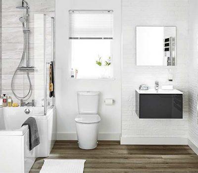 Đặc điểm nhà vệ sinh trong nhà ống