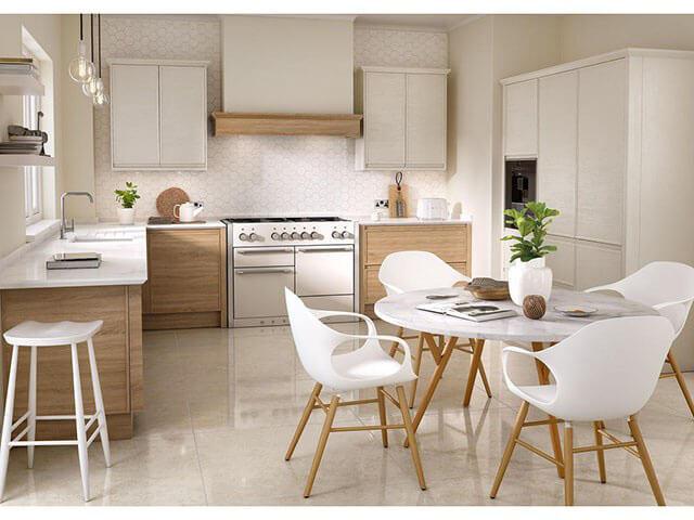 Thiết kế phòng ăn và bếp đẹp 4